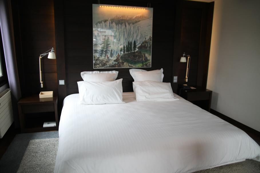 deco chambre hotel moderne - visuel #1