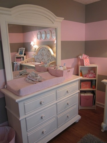 Awesome Chambre Rose Et Taupe Contemporary