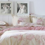 deco chambre rose et taupe