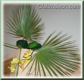 Deco fabriquer un palmier visuel 7 for Fabriquer un palmier artificiel
