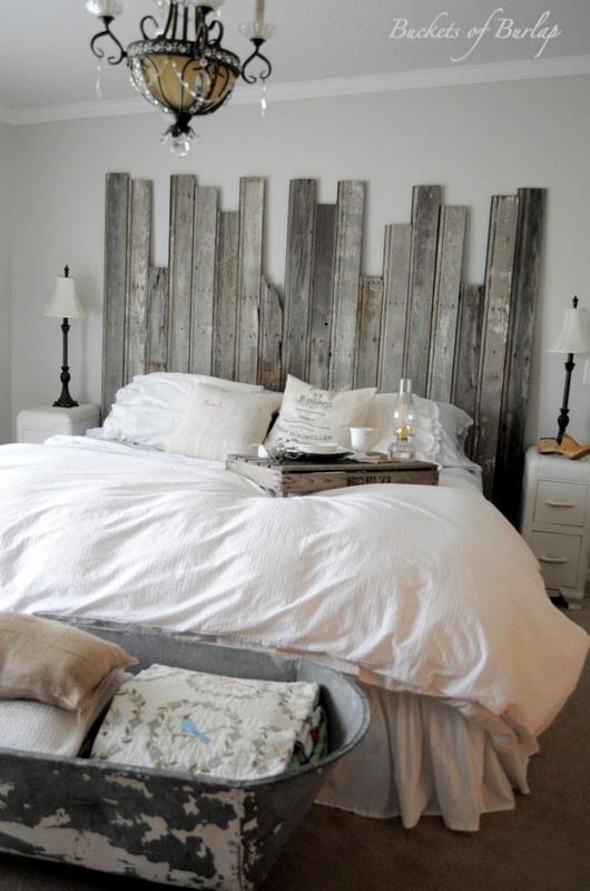 Decoration Chambre Avec Tete Lit  Visuel