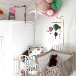 decoration chambre bebe vintage