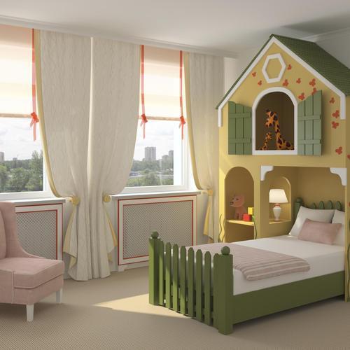decoration chambre fille 6 ans - visuel #6