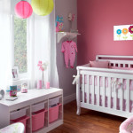 decoration chambre fille bebe