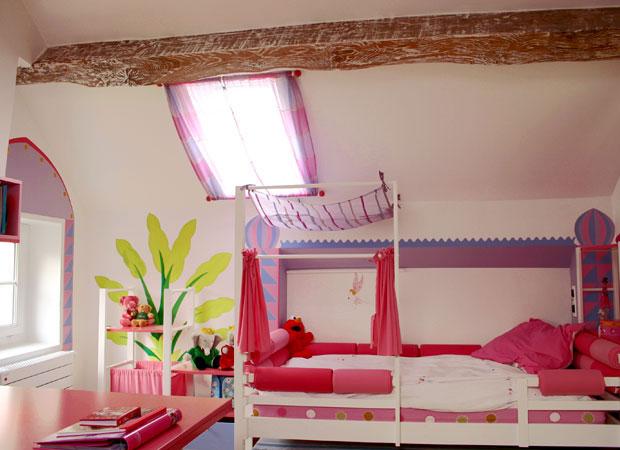 Idee deco chambre mille et une nuit for Decoration chambre de nuit marocain