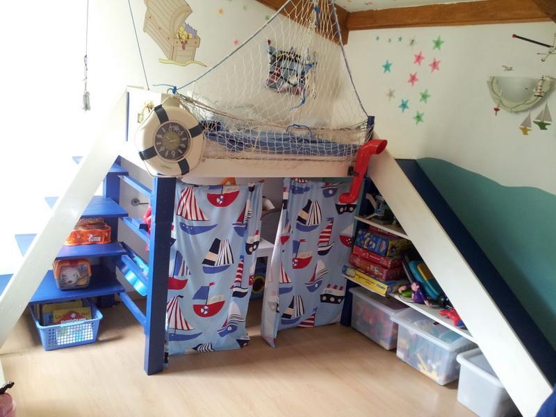 decoration chambre garcon de 4 ans - visuel #3