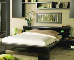 decoration chambre style asiatique visuel 1. Black Bedroom Furniture Sets. Home Design Ideas