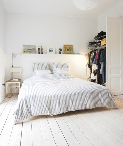 Decoration chambre toute blanche visuel 4 - Decoration chambre blanche ...