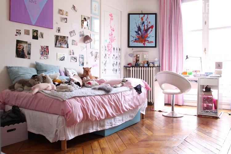 decoration de chambre de fille de 12 ans - visuel #1