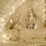 decoration de chambre pour noel
