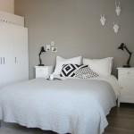 decoration pour chambre grise