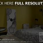 decoration pour chambre jaune
