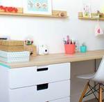faire un bureau pour fille