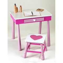 Meuble bureau pour fille visuel 6 for Bureau junior fille