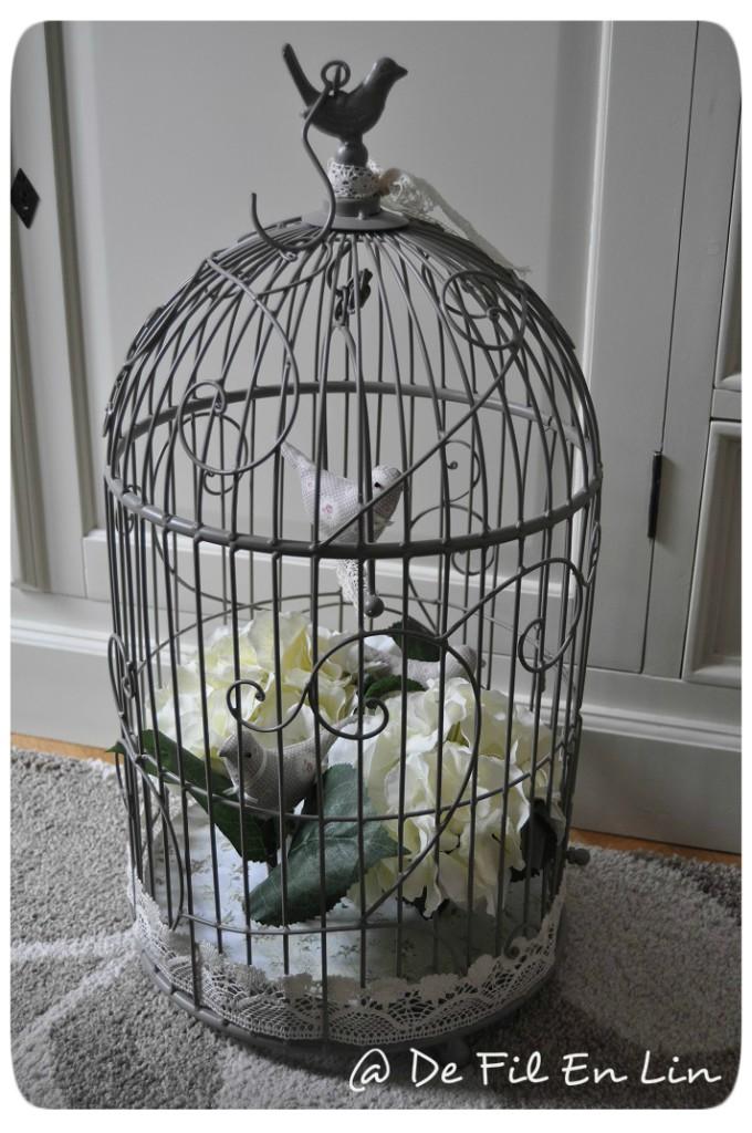 Petite cage oiseaux deco visuel 4 - Cage oiseau decoration ...