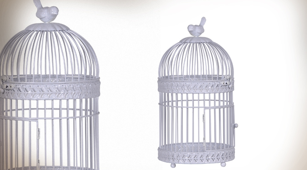 petite cage oiseaux deco visuel 7. Black Bedroom Furniture Sets. Home Design Ideas