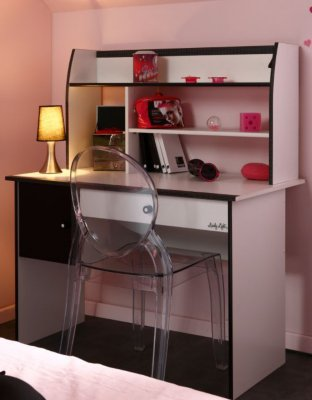 bureau pour fille visuel 8. Black Bedroom Furniture Sets. Home Design Ideas