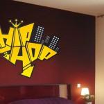 chambre deco hip hop