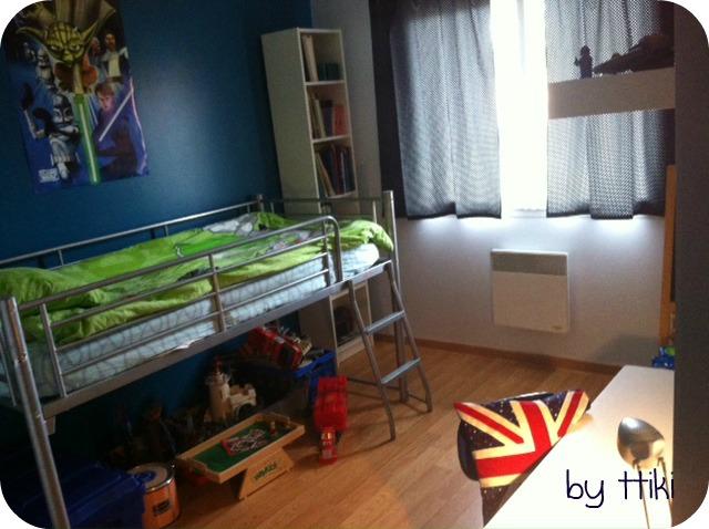 chambre deco star wars visuel 8. Black Bedroom Furniture Sets. Home Design Ideas