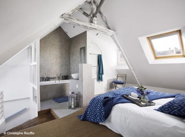 Exceptionnel Chambre Deco Style Marin U2013 Visuel #3. «
