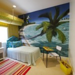 chambre decoration plage