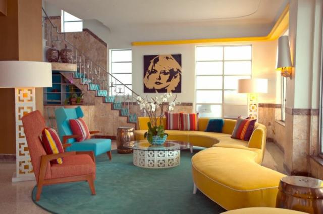 deco chambre annee 70 visuel 5. Black Bedroom Furniture Sets. Home Design Ideas