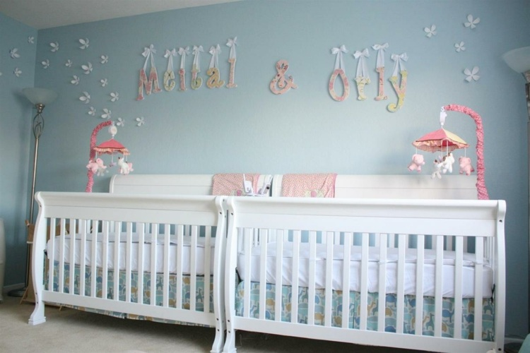 deco chambre bebe moderne - visuel #3