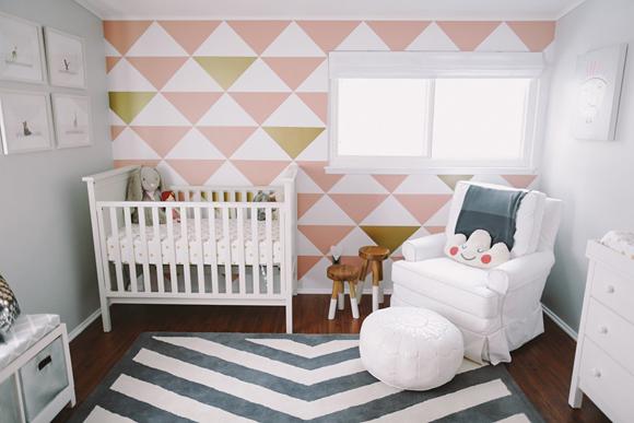 deco chambre bebe moderne - visuel #4