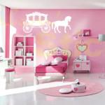 Deco chambre fille princesse for Deco chambre fille princesse