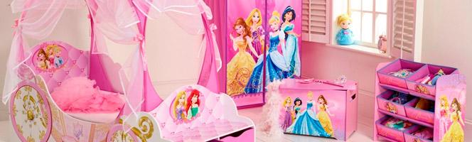 deco chambre fille princesse - visuel #8