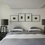 deco chambre noir et gris