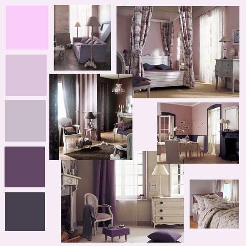chambre parme excellent lorena canals tapis trace parme rond en coton lavable pour chambre. Black Bedroom Furniture Sets. Home Design Ideas
