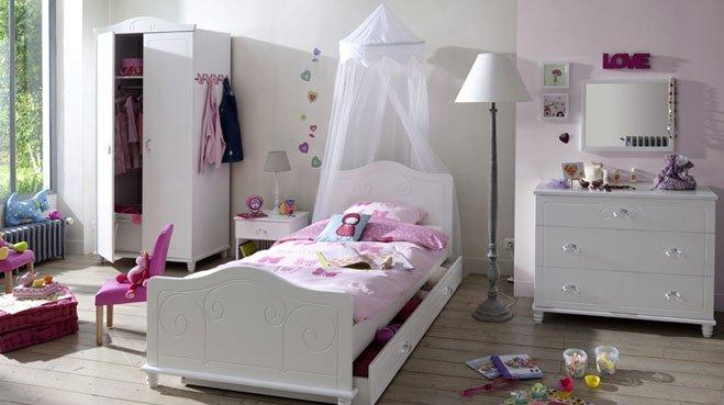 deco chambre princesse - visuel #7