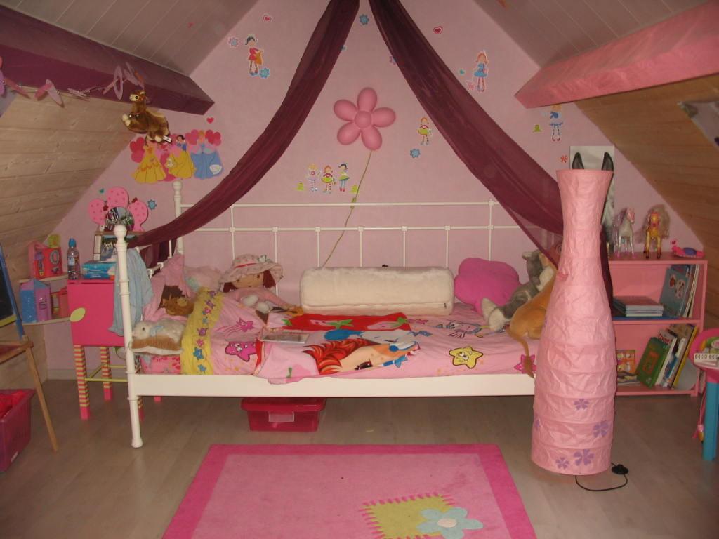 Decoration chambre princesse awesome decoration chambre princesse ideas matkin info matkin info - Deco chambre fille princesse ...