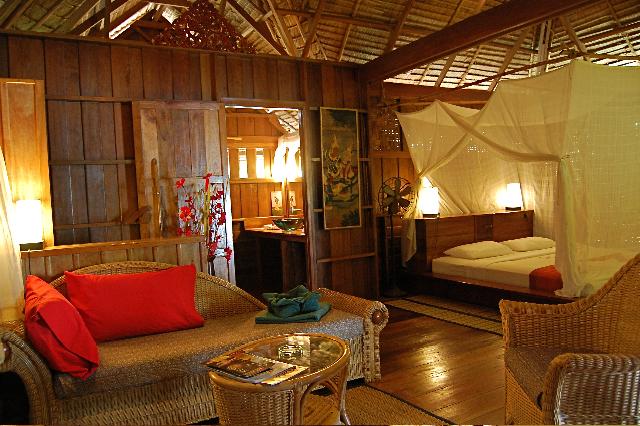 deco chambre tropicale
