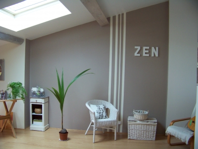Deco chambre zen attitude for Decoration chambre zen nature
