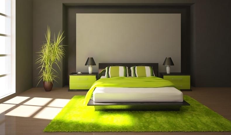 deco chambre zen couleur - visuel #5