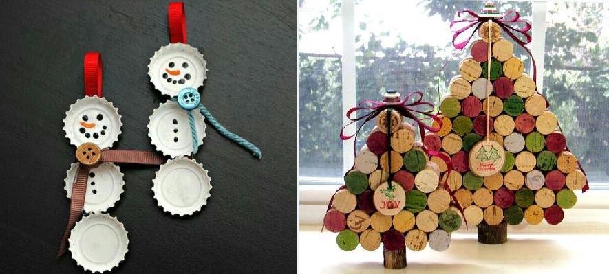 Fabriquer Deco Noel Soi Meme