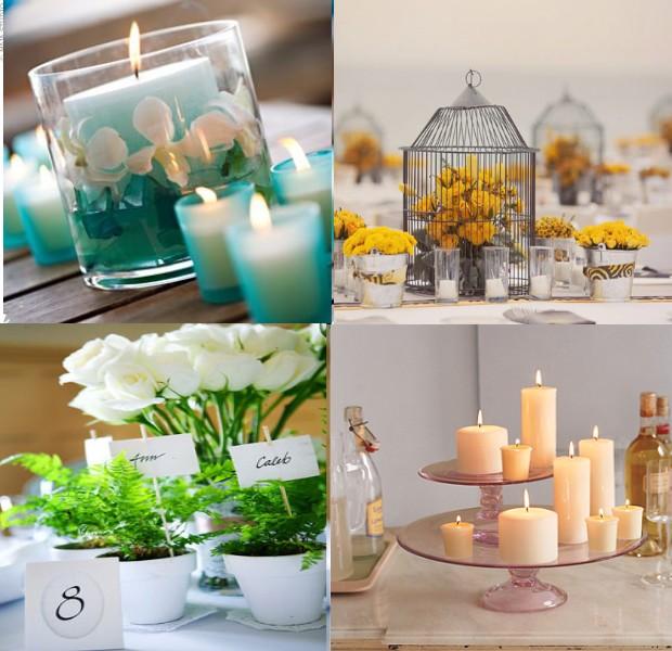 decoration table mariage faire soi meme