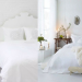 decoration chambre blanche