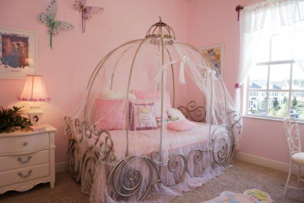 decoration chambre de fille princesse - visuel #6