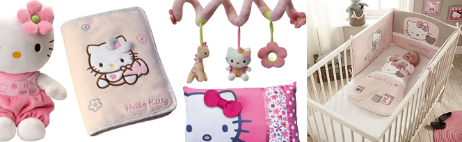 Decoration chambre hello kitty pas cher visuel 2 - Decoration hello kitty chambre bebe ...