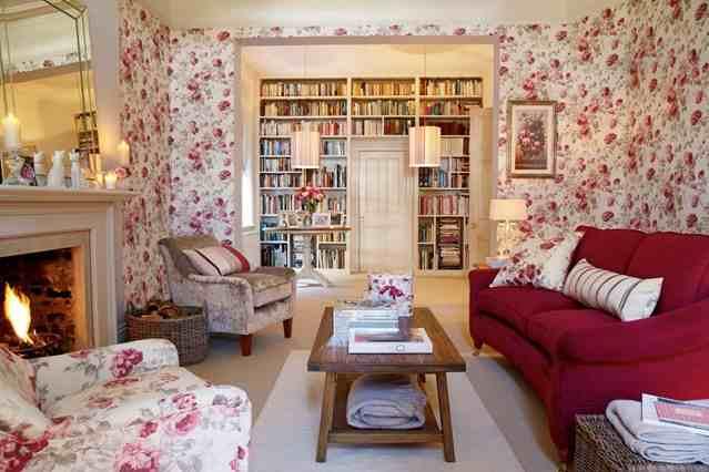 decoration chambre laura ashley visuel 9. Black Bedroom Furniture Sets. Home Design Ideas