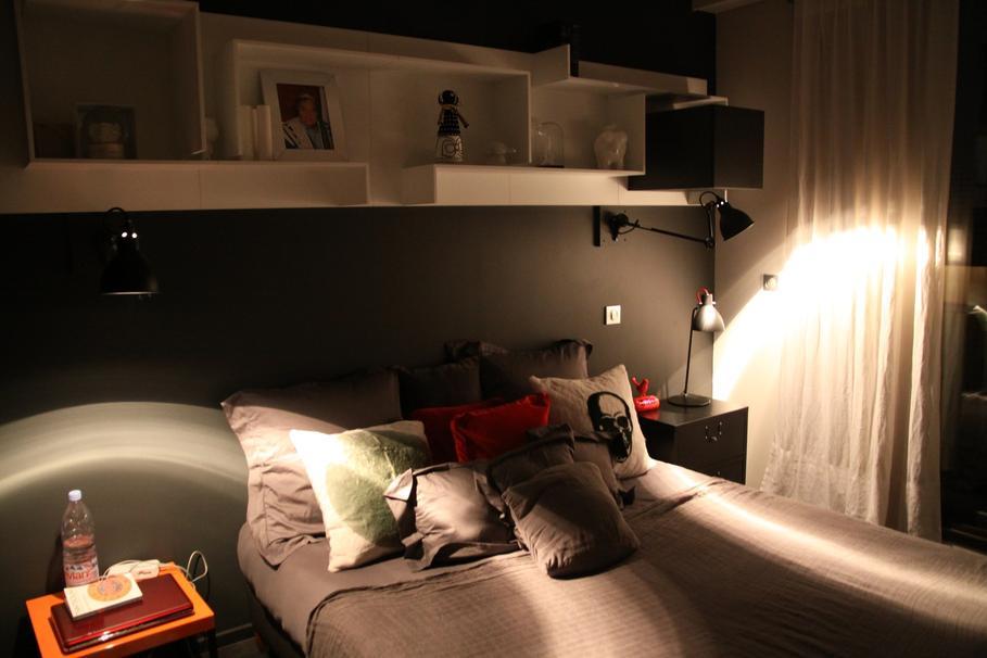 Decoration Chambre Marron Et Beige Visuel 9