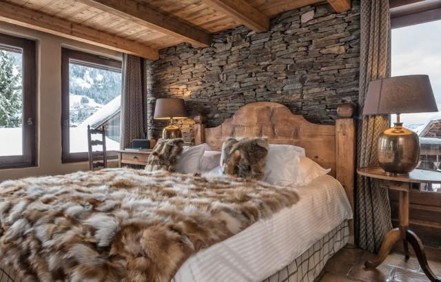 decoration chambre style chalet - visuel #3