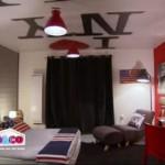 decoration de chambre en new york