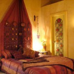 decoration orientale chambre adulte
