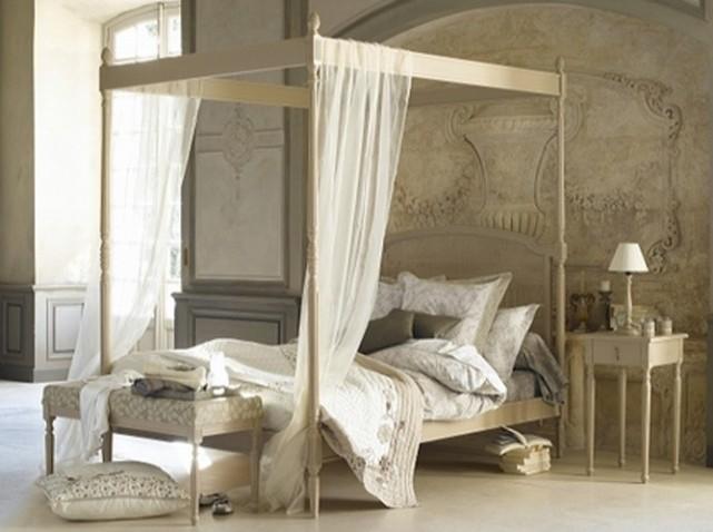 Decoration pour lit baldaquin for Decoration pour lit