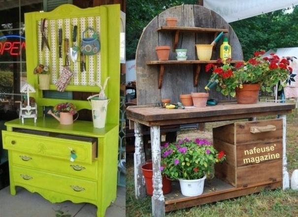Fabriquer Sa Deco De Jardin