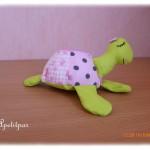 faire un doudou tortue